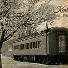 Historic Kent Train by Dannyboy2247