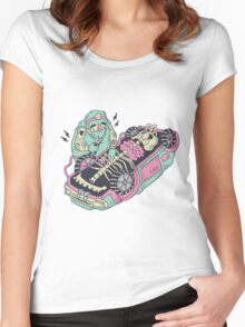 American CPR Women's Fitted Scoop T-Shirt