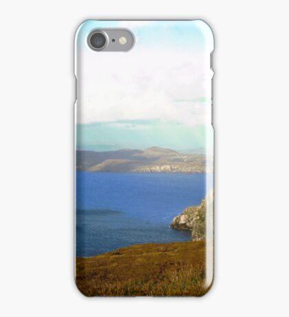 Horn Head Peninsula, Donegal, Ireland iPhone Case/Skin
