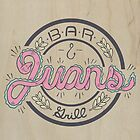 Juan's Bar and Grill by cammiller