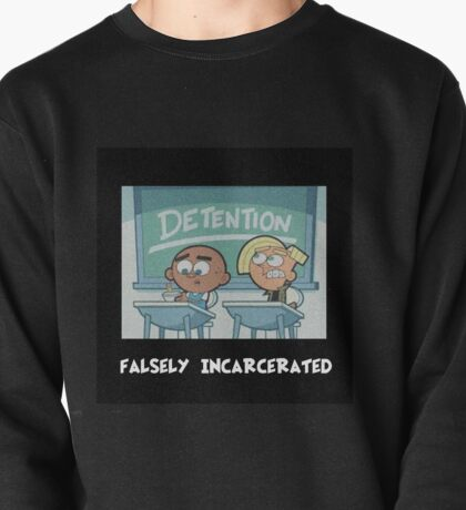 DETENTION - Falsely Incarcerated Pullover