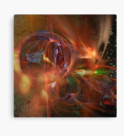 Cortex 5 Canvas Print