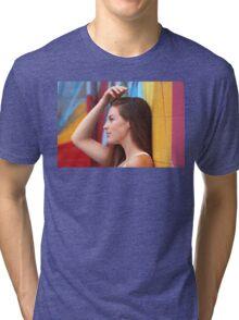 Dream Of A Woman Tri-blend T-Shirt