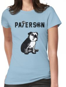 Paterson dog Womens Fitted T-Shirt