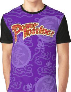 Power Instinct (SNES Title Screen) Graphic T-Shirt