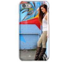 Young Woman iPhone Case/Skin