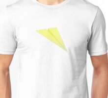 Paper Airplane 69 Unisex T-Shirt