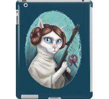 Princess Leia Cat iPad Case/Skin