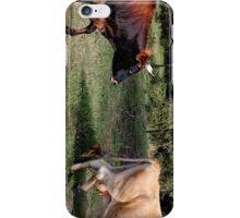 Top and Tail iPhone Case/Skin