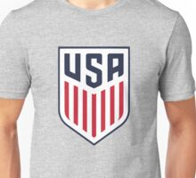 Team USA Olympics 4 Soccer Unisex T-Shirt