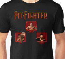 Pit-Fighter (Genesis Title Screen) Unisex T-Shirt