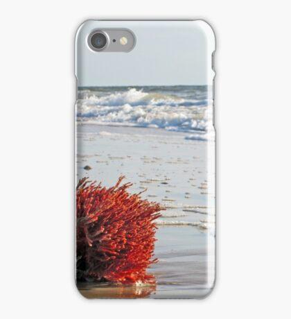 Red Beard Ashore iPhone Case/Skin