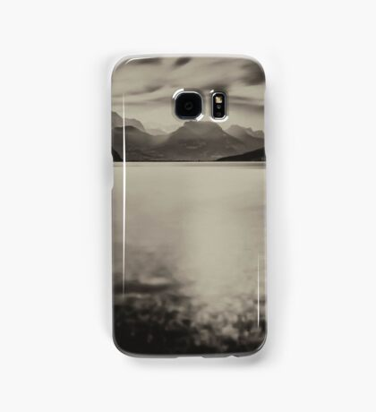 Lake Garda - View from Malcesine to Monte Brione Samsung Galaxy Case/Skin