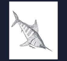 Swordfish  Baby Tee