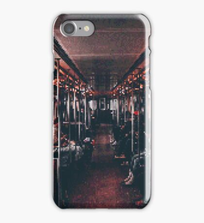 Transport PixelArt iPhone Case/Skin