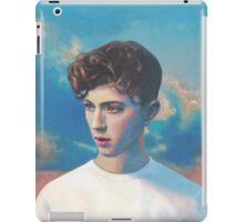 BLUE NEIGHBORHOOD iPad Case/Skin