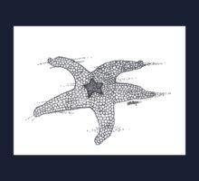 Sea Starfish Kids Tee