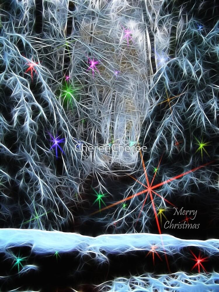 Christmas lights 2 by ChereeCheree
