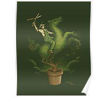 Wild Garden Poster