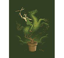 Wild Garden Photographic Print