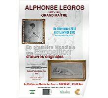 Alphonse Legros    ( 1837 - 1911 ) Poster
