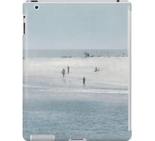 A Walk on the Beach iPad Case/Skin