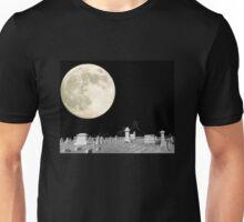 Moonlit Graveyard Unisex T-Shirt