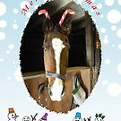 Merry Christmas From Our Barn to Yours by ChereeCheree