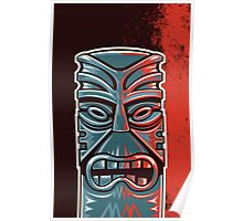 The Tower of Tiki Poster