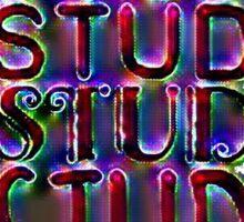 Stud Sticker