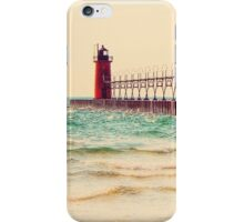 South Haven Lighthouse iPhone Case/Skin