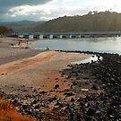 Tallebudgera Creek. Gold Coast, Queensland, Australia. by Ralph de Zilva