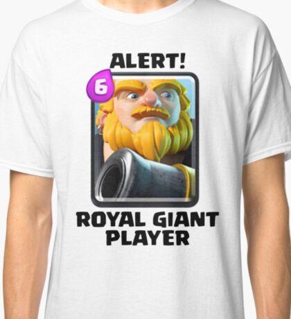 Clash Royale Royal Giant Classic T-Shirt