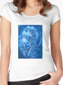 SYMBOLIC FACTORS Women's Fitted Scoop T-Shirt