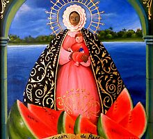 Our Lady of Regla by Jorge H. Elias