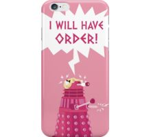 Dalek Umbridge iPhone Case/Skin