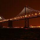 The Bay Lights ~ Grand Lighting by fototaker