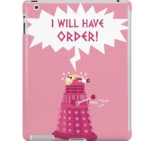 Dalek Umbridge iPad Case/Skin