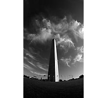 Washington Monument Photographic Print
