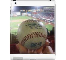 Love Baseball iPad Case/Skin