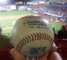 Love Baseball by jessjed