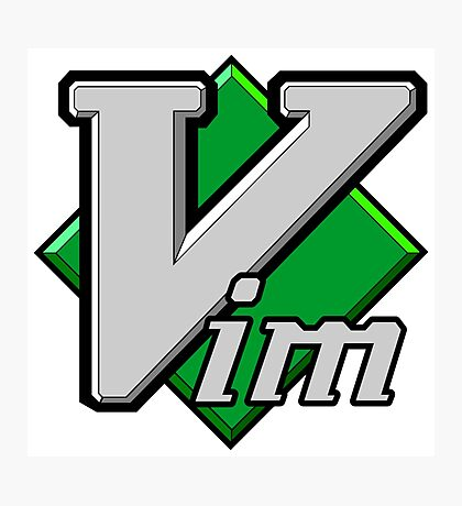Vim Photographic Print