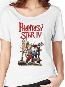 Phantasy Star 4 Women's Relaxed Fit T-Shirt