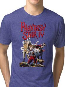 Phantasy Star 4 Tri-blend T-Shirt