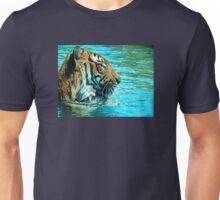 Portrait of a Tiger Unisex T-Shirt
