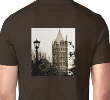 Gothic Cathedral Tower Unisex T-Shirt
