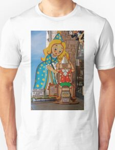 Pinocchio Impersonation T-Shirt