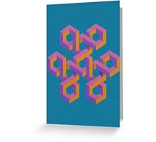 Triple Knot Greeting Card