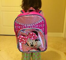 First day of school and got my school gear ready to go.....why do I have a feeling I'm missing somethiing? by Arco Iris  R
