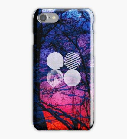 BTS- Wings Trees iPhone Case/Skin